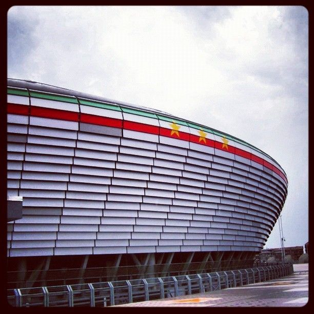 Juventus Stadium in Torino, Piemonte