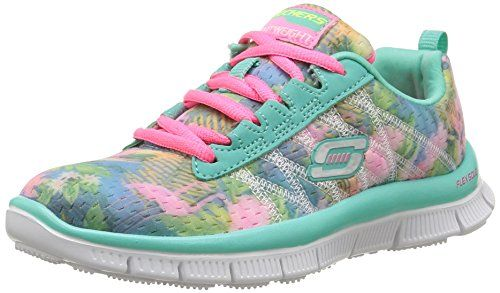 Skechers Skech AppealFloral Bloom Mädchen Sneakers - http://on-line-kaufen.de/skechers/skechers-skech-appeal-floral-bloom-maedchen