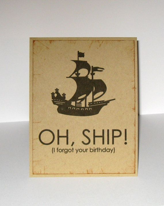 483 best Cards images – Pirate Birthday Card Sayings