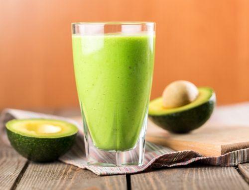 Apfel Avocado Spinat Smoothie – Rezept für grünen Smoothie