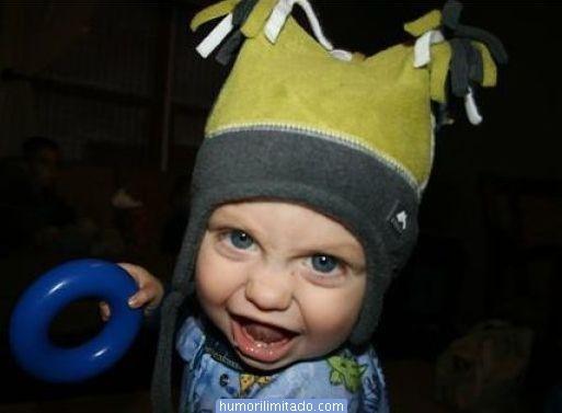 Top Imagens Mais Engraçadas da Internet de Bébés-3