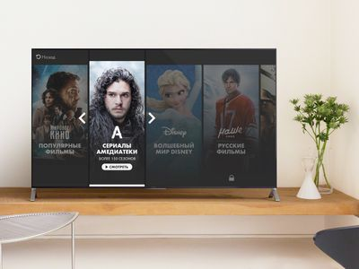 Okko. New product for Smart TV