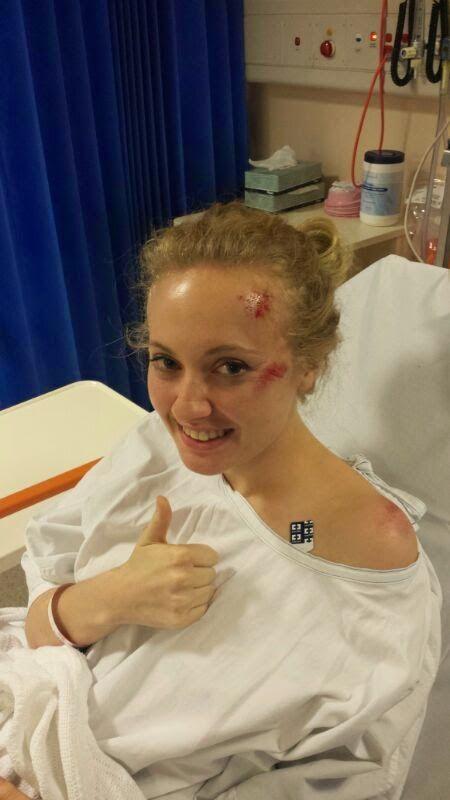 Alisa Chalklen: Headaches