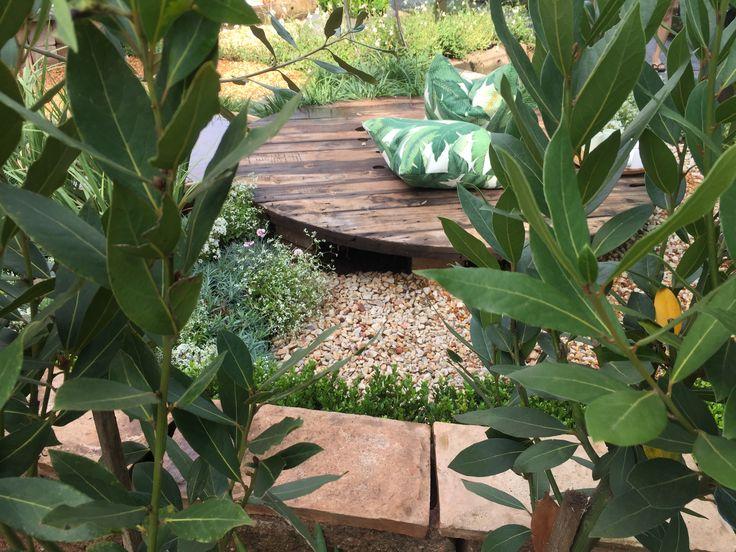Show Gardens - 2017 full time students of Irene School of Garden Design.