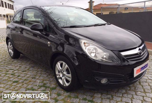 Opel Corsa 1.3 Cdti Black Edition 95 cv 5 lug - 1