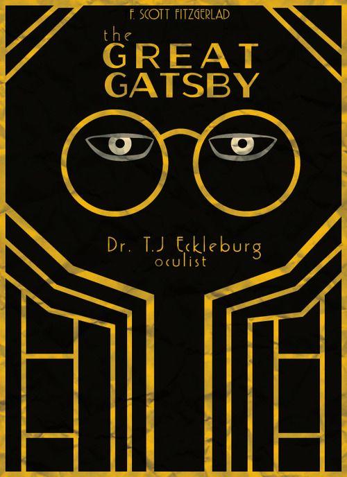 The Great Gatsby by Zak Dennis