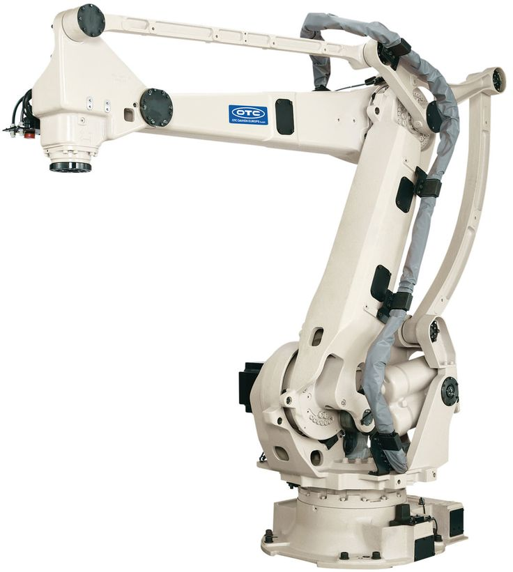 6 axis arc welding #robot by DAIHEN Europe. #Industrial machines and equipment on #DirectIndustry