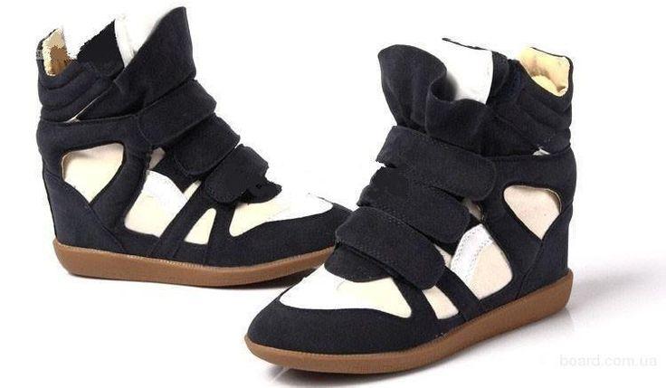 Туфли кроссовки на каблуке купить