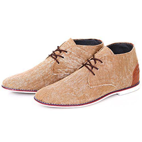 Reslad Sneaker Herren Schuhe Jeans Style Freizeit Business High Cut Schnürer RS-600 - http://on-line-kaufen.de/reslad/reslad-sneaker-herren-schuhe-jeans-style-high-cut