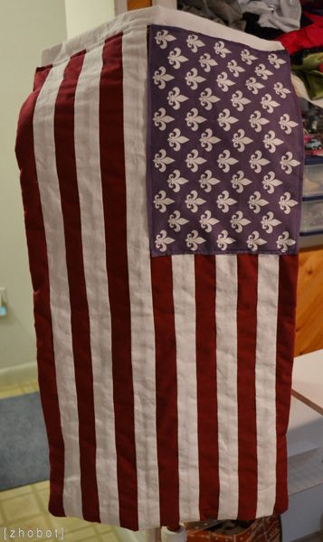 #DIY Saints Row Flag