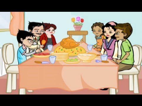 FREE Kids Arabic Cartoon 'Food' Modern Standard Arabic العربية للأطفال - YouTube