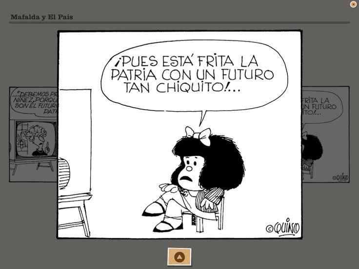 "Twitter / MafaldaDigital: ""Debemos proteger a la niñez, ..."