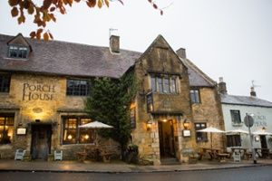 The Porch House, Stow-on-the-Wold, the Cotswolds