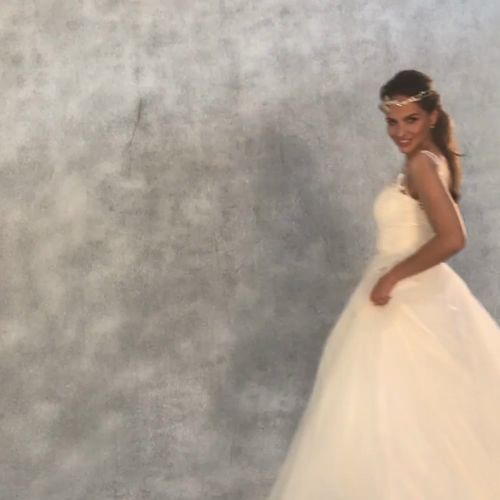The embellished 'Alba' gown by Viva Bride❤️ Take centre stage in this sensational a-line ballgown❤️ https://www.wed2b.co.uk/wedding-dresses/viva_bride?utm_content=buffer2d306&utm_medium=social&utm_source=pinterest.com&utm_campaign=buffer https://video.buffer.com/v/590869c27f1d34c9561c91ec