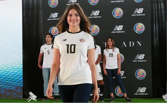 dc4139c2f26 Costa Rica 2018 World Cup New Balance Away Jersey