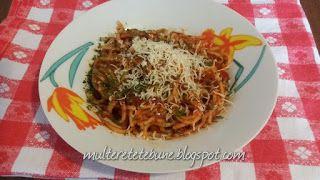 RETETE: Spaghete cu sos