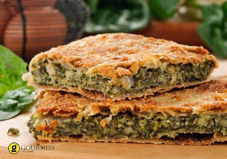 Σπανακόπιτα - gourmed.gr