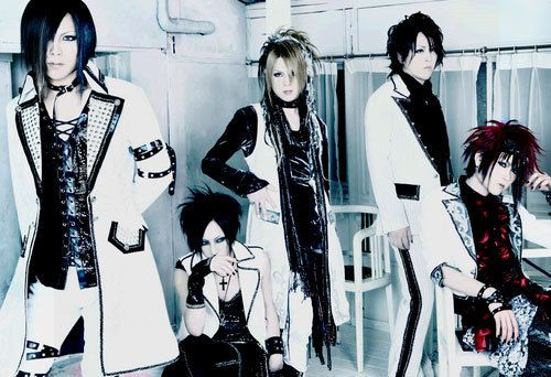 New band to love: Oz <3