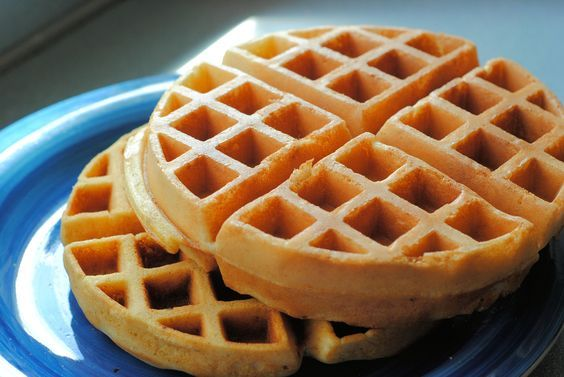 """Apparently the best waffle recipe in the world """"Waffle of Insane Greatness"""" – for someday when I get a waffle iron!"""