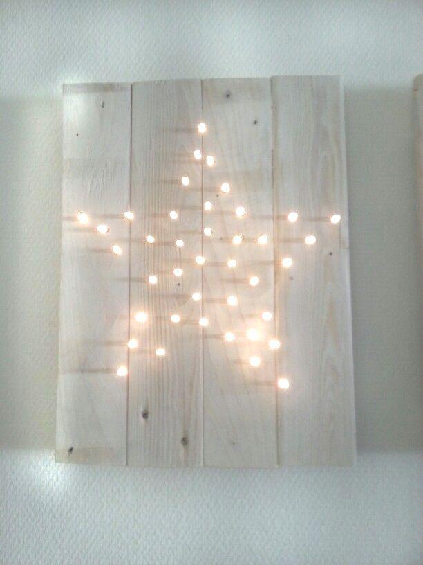 129 best Light garland images on Pinterest | Decorating ideas ...