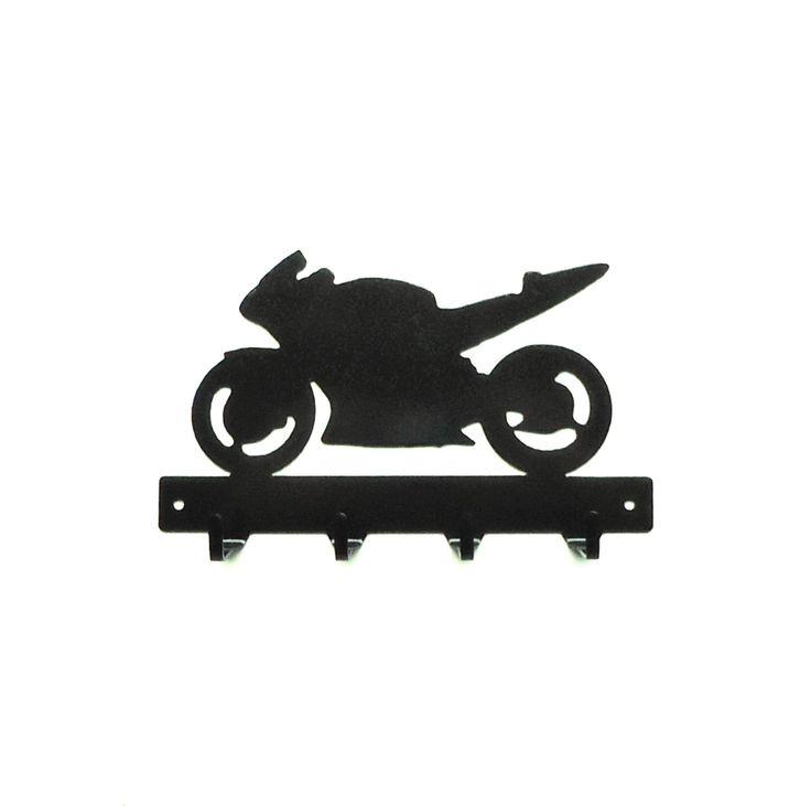 Sport vélo moto métal Art clé porte  USA livraison gratuite