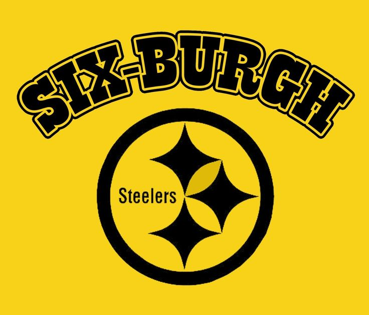 Six Burgh T Shirt Pittsburgh Steelers Nfl Funny