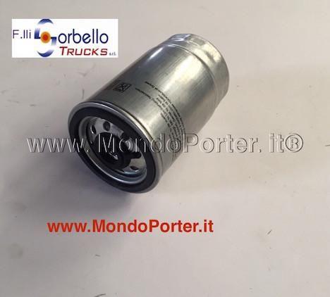 Filtro Gasolio Piaggio Porter 1.4 Diesel / 1.2 Diesel - Mondo Porter