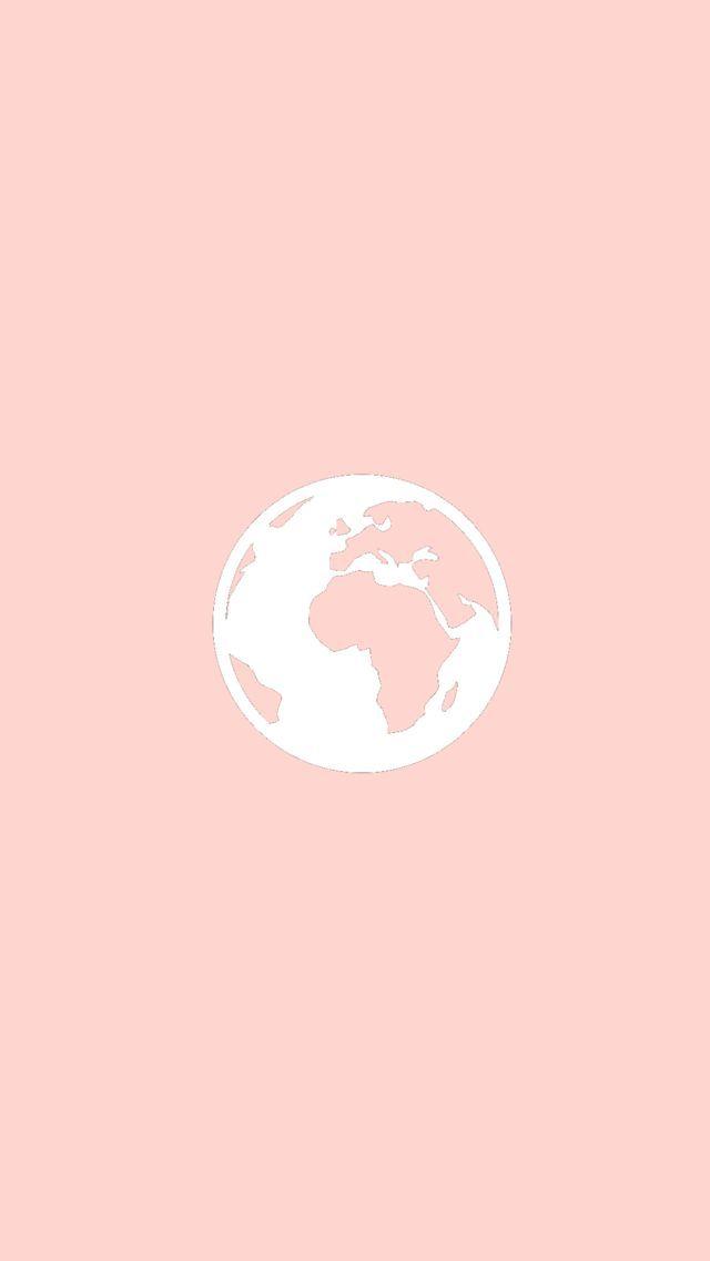 Pink Globe Instagram Story Highlights Template Globe Wallpaper Tumblr Wallpaper Iphone Wa Iphone Wallpaper App Instagram Wallpaper Aesthetic Iphone Wallpaper