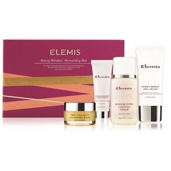 It's no secret we love Elemis here at Facial Co. and we know you will love them too with this fabulous gift set, formulated to turn your skin care into something special. Valued at $155, Elemis Beauty Wonders - Normal/Dry Set is a prescribed solution for a balanced, cleansed & nourished complexion.