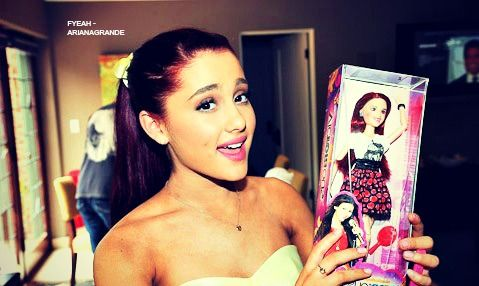 Ariana Grande barbie | Ariana Grande has her own Barbie ...