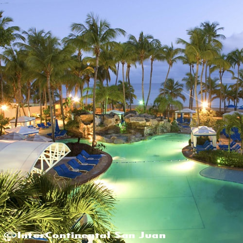 Intercontinental hotel puerto rico traveling the world for Puerto rico vacation ideas