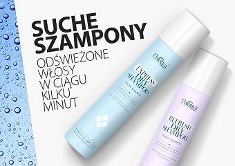 L'biotica Dry Shampoo suchy szampon od #lbiotica profesjonalny efekt, super szybkie odświeżenie fryzury