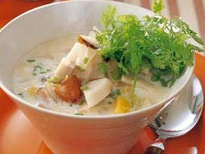 根菜の具だくさんスープレシピ 講師は新屋 信幸さん|使える料理レシピ集 みんなのきょうの料理 NHKエデュケーショナル