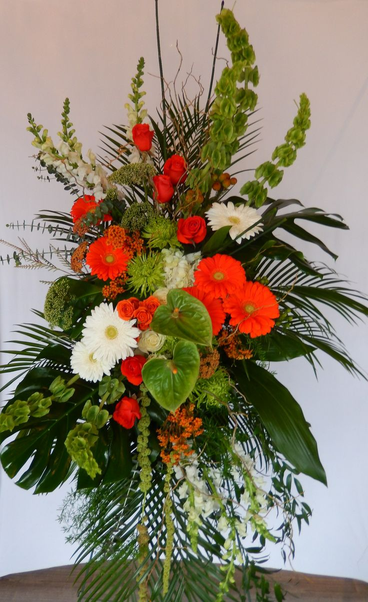 30 best sympathy at dizennio images on pinterest funeral flowers a stunning standing tribute typical of the style and quality from dizennio floral funeral flowersfloral dhlflorist Image collections