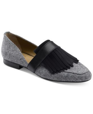 G.H. Bass & Co. Women's Harlow Cutout Loafers | macys.com
