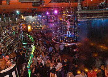 DJ-ing club events
