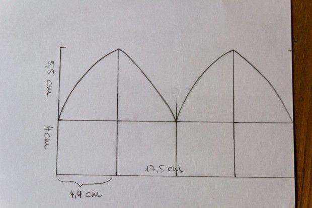 tutorial schnittmuster f r beaniem tze selber machen n hen pinterest anleitungen. Black Bedroom Furniture Sets. Home Design Ideas