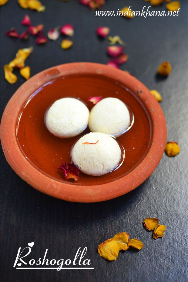 Popular Bengali sweet Rasgulla or known as Roshogolla is easy milk base sweet ...excellent for any diwali, holi or any festival, celebration
