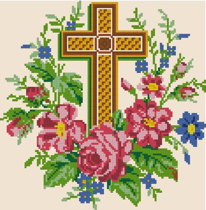 Схемы вышивки крестом категории Пасха | Иголочка - igolochka
