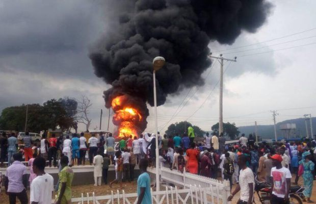 Tragedy As 8 Libyan Returnees Going To See T.B. Joshua Get Burnt Beyond Recognition