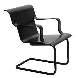 Alvar Aalto . 26 cantilever easy chair