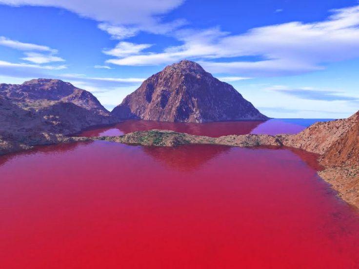 Danau Pagaralam Uniknya Danau Berdarah di Bengkulu - Bengkulu