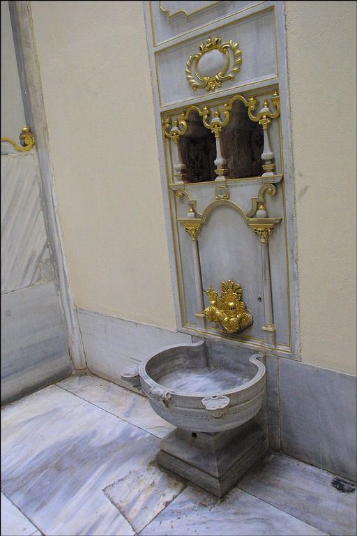 hammam (bath) Topkapi Palace, Istanbul