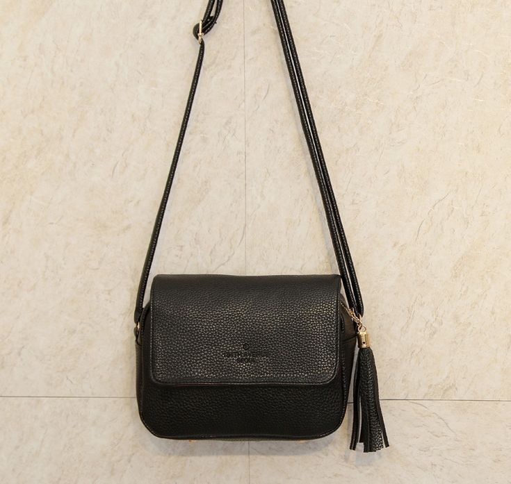 Cute Women Bag Leather Luxury Handbags Ladies Black Purse Small Bag Fringe Cheap Messenger Bag Designer Case Crossbody Bags #clothing,#shoes,#jewelry,#women,#men,#hats,#watches,#belts,#fashion,#style