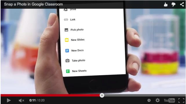 Five New Google Classroom Features Teachers Should Know about ~ Educational Technology and Mobile Learning