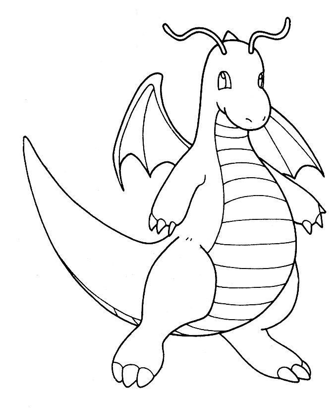 coloringtop.com dragonite - Yahoo Image Search Results ...