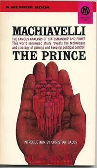 The Prince by Niccolo Machiavelli - Paperback - 23rd Printing - 1952 - from Paper Time Machines and Biblio.com