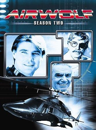 Created by Donald Bellisario (JAG, MAGNUM P.I.), AIRWOLF was among the many action-adventure shows of the 1980s that garnered a cult following. Jan-Michael Vincent stars as the improbably named String
