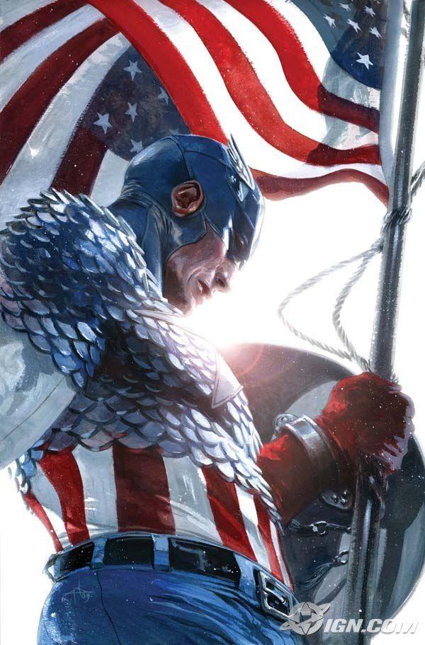 Capitão América: O Sentinela da Liberdade.