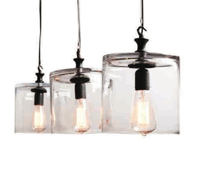 KITCHEN - Four Hands Lighting - Cool Energy House - MASON CHANDELIER from 'Umbria' Collection